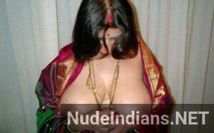 saree wali aunty hot tits