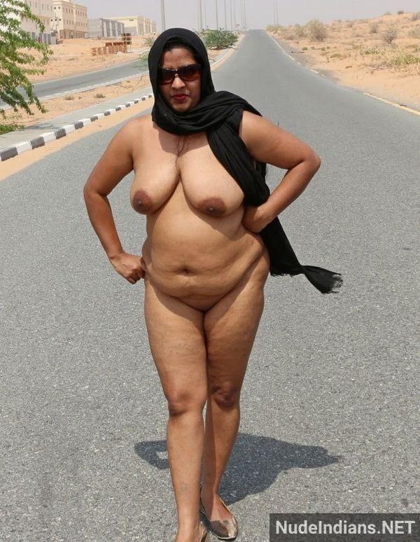 badass desi sexy aunties naked outdoors - 14