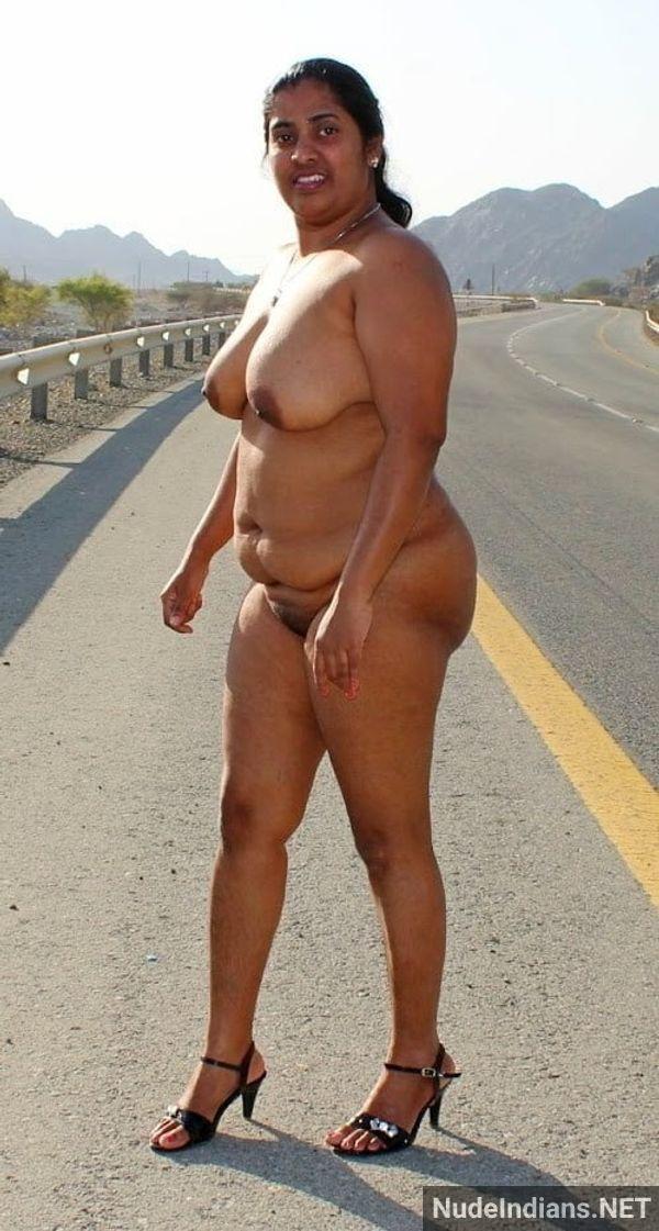 badass desi sexy aunties naked outdoors - 2