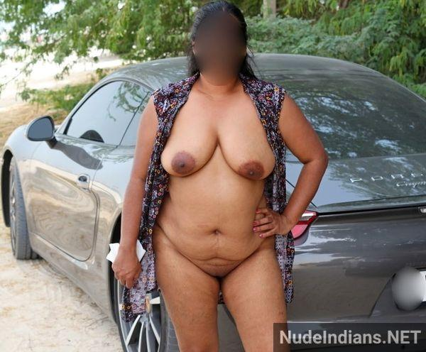 badass desi sexy aunties naked outdoors - 3