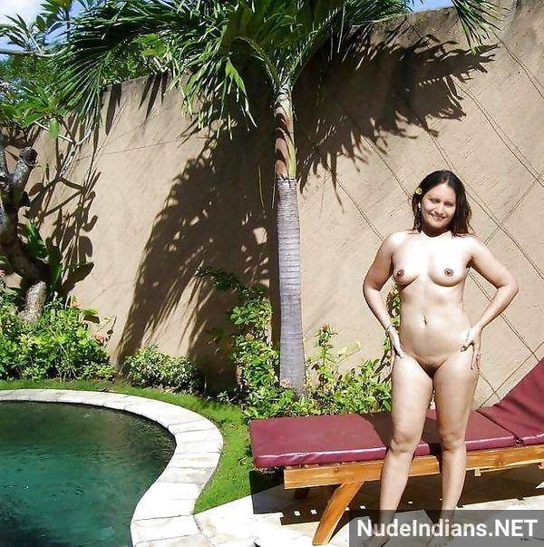 badass desi sexy aunties naked outdoors - 45