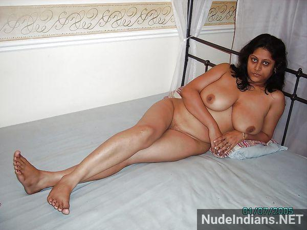 badass desi sexy aunties naked outdoors - 47