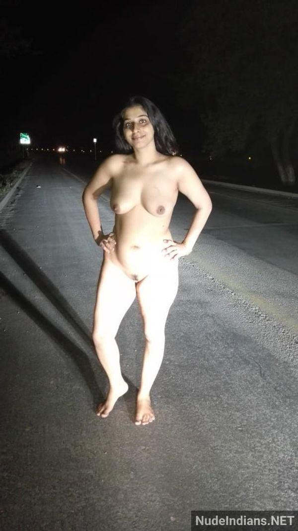 badass desi sexy aunties naked outdoors - 8