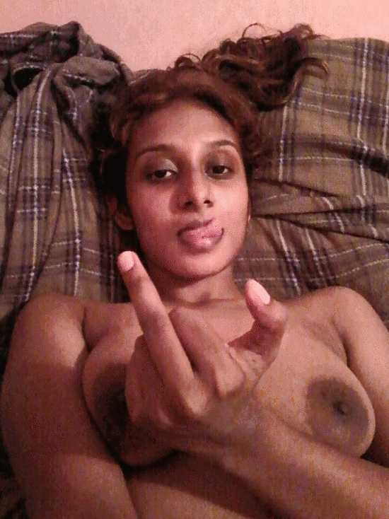 fuck you selfie by indian girl