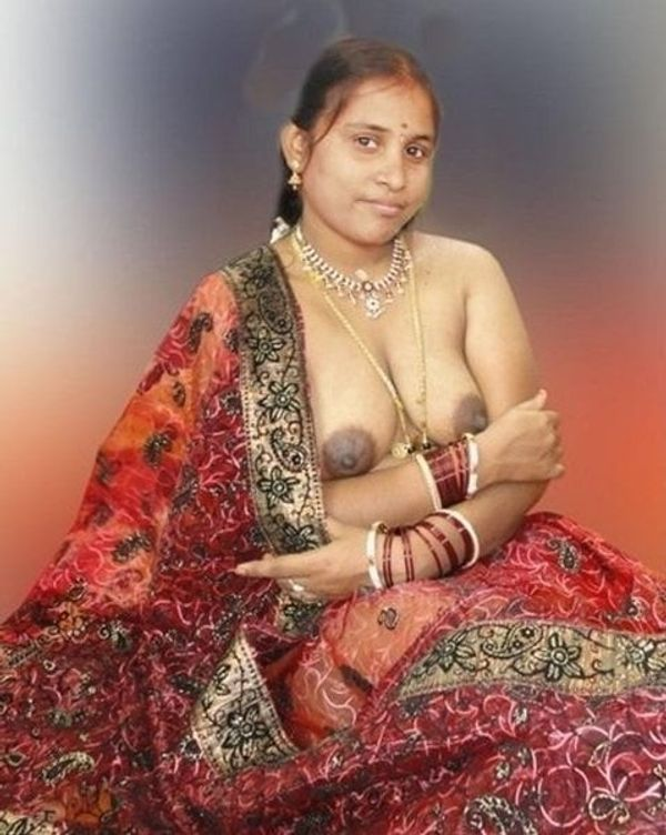 indian chubby nude aunties pics - 9