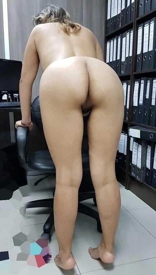 office aunty sexy gaand min