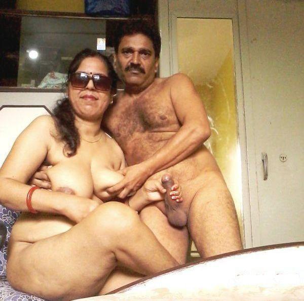 vibrant village aunty nude pics - 11