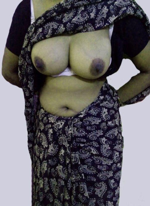 vibrant village aunty nude pics - 12