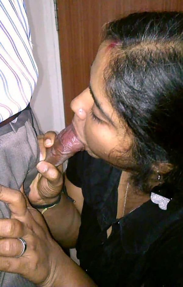 alluring desi women hot blowjob photos - 30