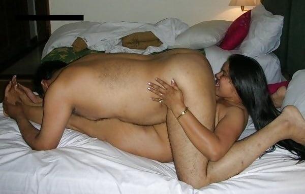 desi amateur couple romantic sexy pic - 9