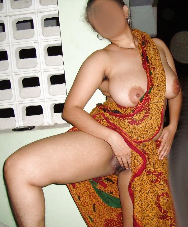 provocative sexy desi aunty nude pics - 21