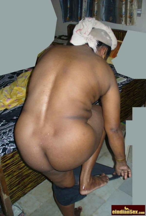 provocative sexy desi aunty nude pics - 43