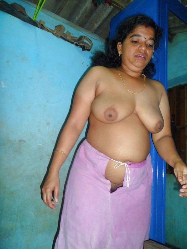 sensual mallu aunty nude photos to help cum - 23