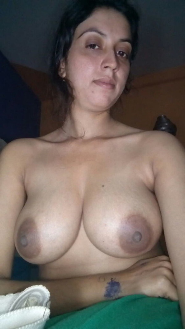 unload your cum with desi aunty big boobs pic - 50