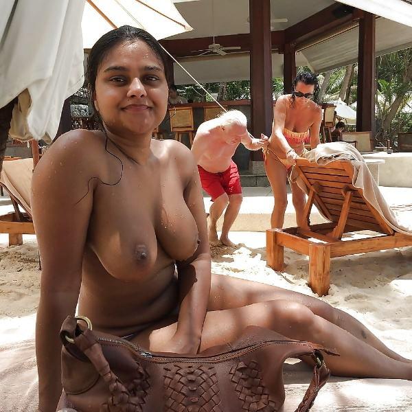 alluring indian bhabhi nude photo boobs ass - 44
