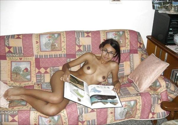 naughty indian nude girlfriend ass tits pics - 37