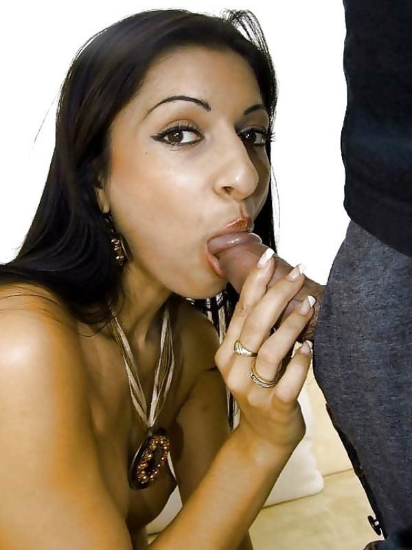 sexy blowjob desi wife gf pics dick worship - 37