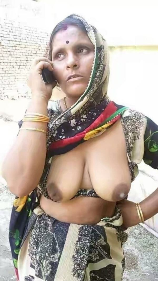 sexy indian village aunty naked photo - 52