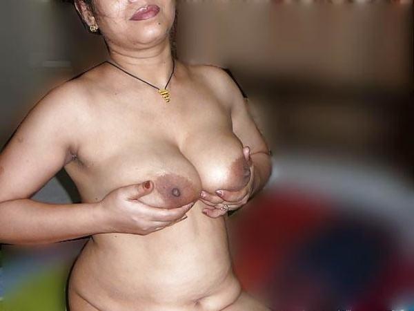 desi xxx telugu aunty nude photos sexy tits ass - 1