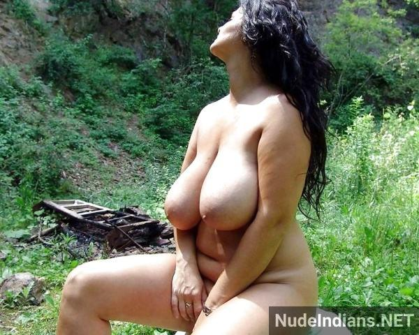 desi rasili aunty ki nangi photo busty mature women - 54