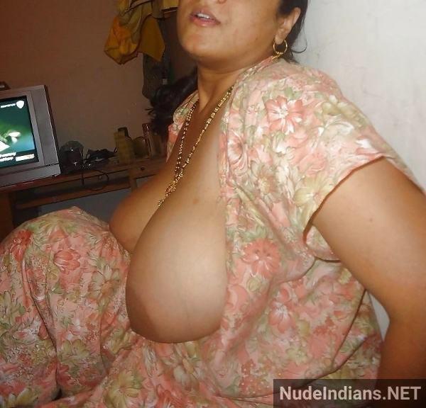 indian milf aunty boobs pic desi big tits pics - 26