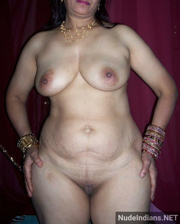 mature bengali indian aunty nude pics big boobs ass - 12