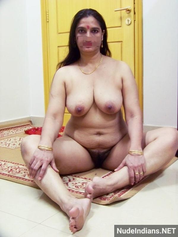 mature bengali indian aunty nude pics big boobs ass - 14