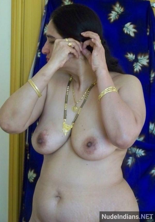 mature bengali indian aunty nude pics big boobs ass - 16
