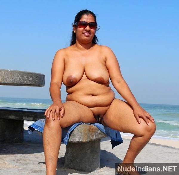 mature bengali indian aunty nude pics big boobs ass - 4