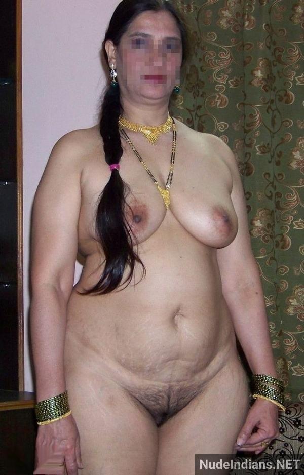 mature bengali indian aunty nude pics big boobs ass - 44