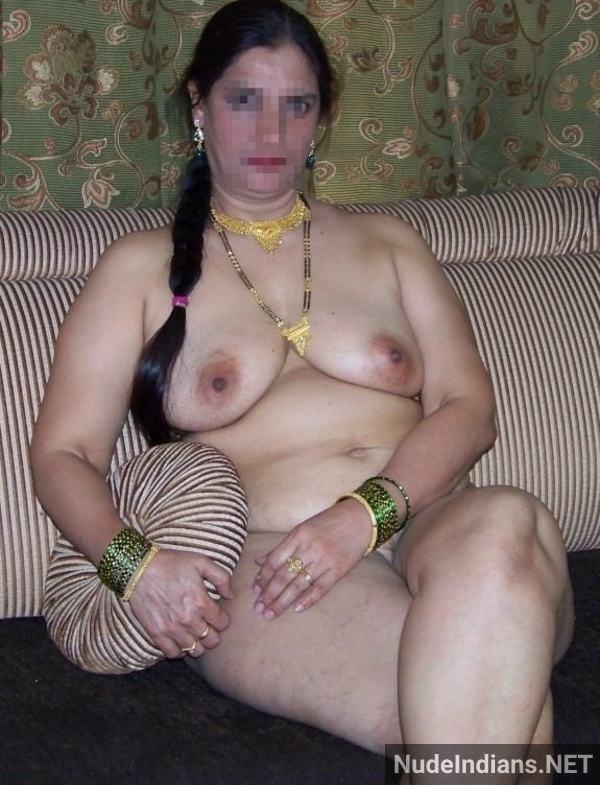 mature bengali indian aunty nude pics big boobs ass - 45