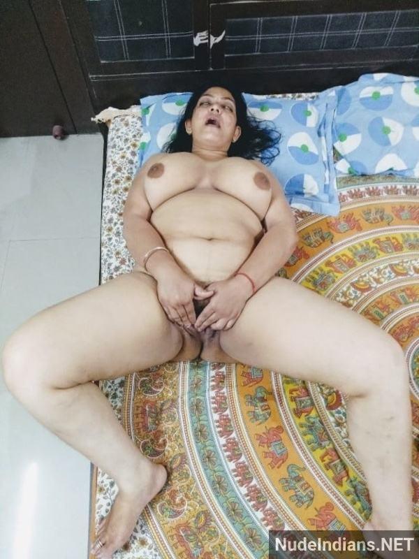 mature bengali indian aunty nude pics big boobs ass - 46