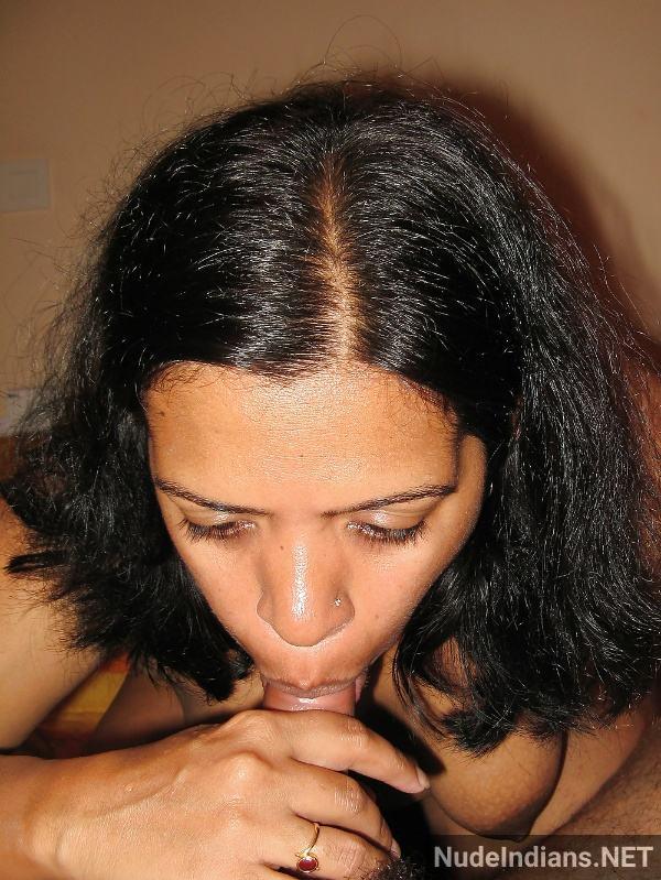 desi blowjob hd pics pretty women sucking cock - 1