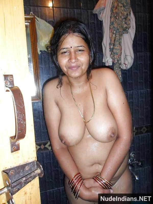 desi hot aunties nude pics big tits mature aunty - 3