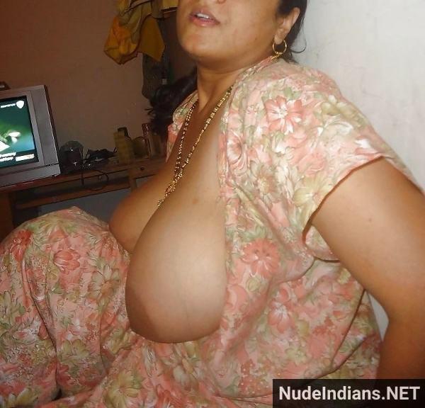 desi hot aunties nude pics big tits mature aunty - 30