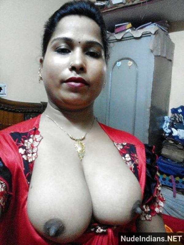 desi hot aunties nude pics big tits mature aunty - 5