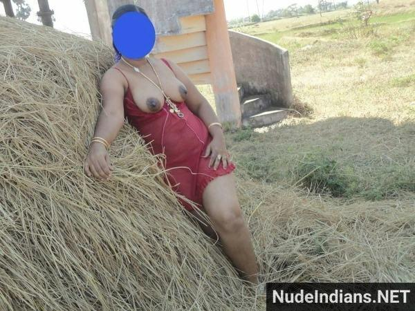 desi hot aunties nude pics big tits mature aunty - 6
