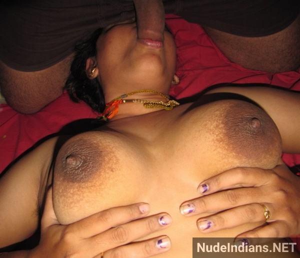 desi hot blowjob pics of sexy wife sucking cock - 28