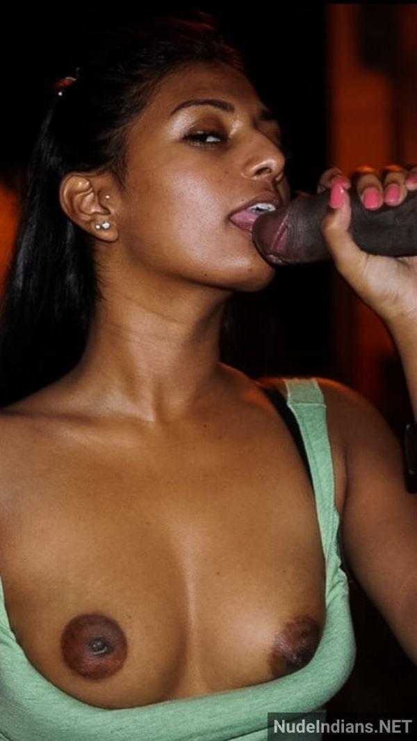 desi hot blowjob pics of sexy wife sucking cock - 8