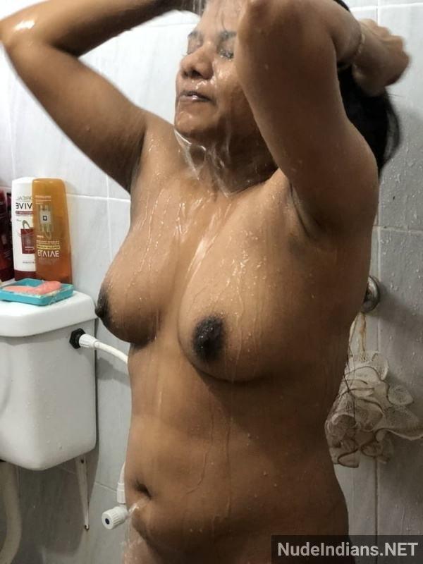 hot mature desi aunty nude images tits ass pics - 20
