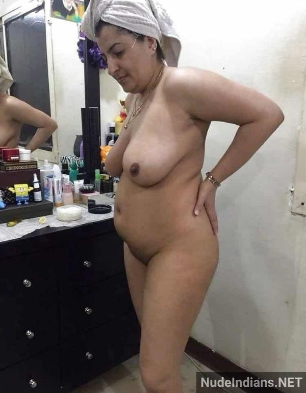 hot mature desi aunty nude images tits ass pics - 35