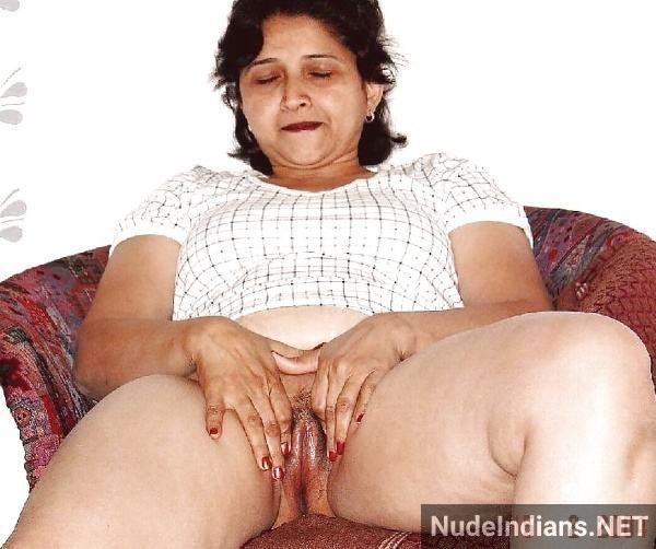 hot mature desi aunty nude images tits ass pics - 50