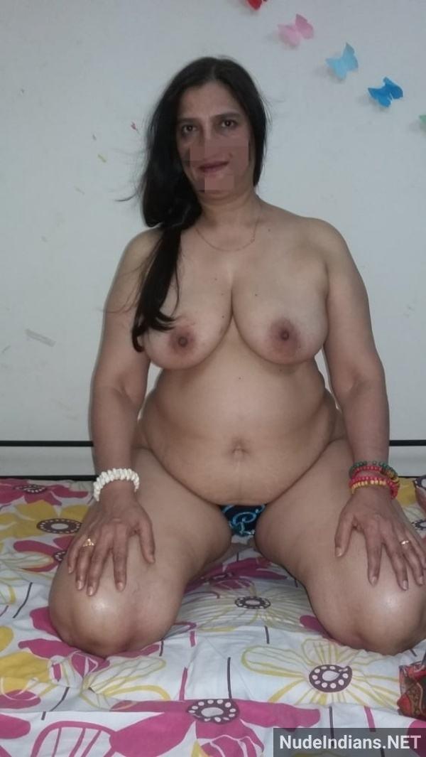 sexy desi aunty nude pic hot big booty boobs xxx - 20