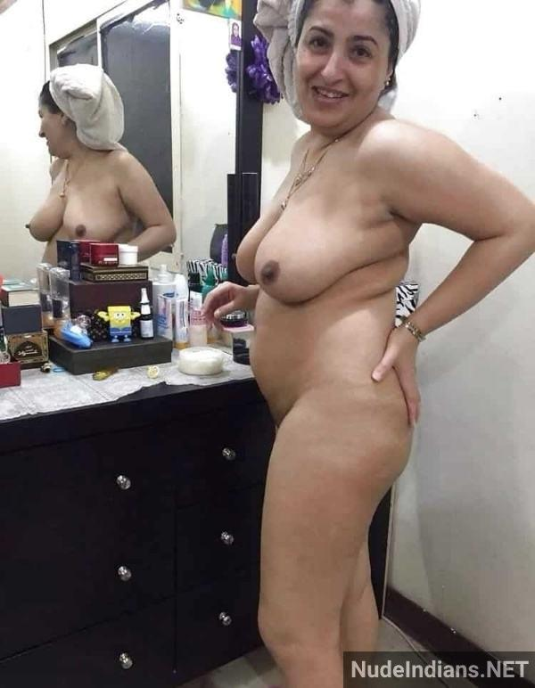 sexy desi aunty nude pic hot big booty boobs xxx - 27
