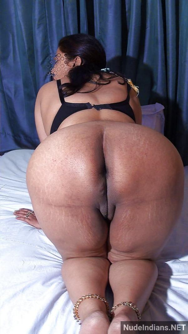 indian hot aunty nude pics mature big boobs booty - 38