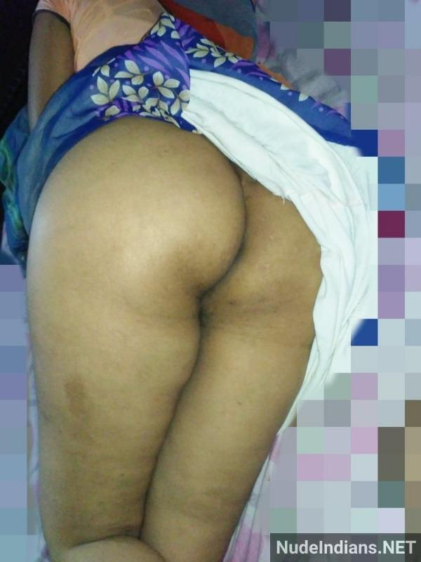 indian hot aunty nude pics mature big boobs booty - 4