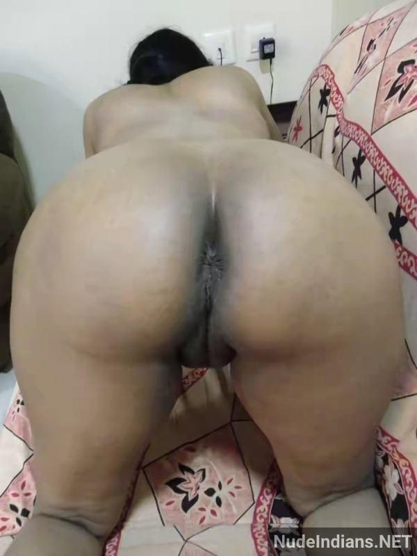 indian hot aunty nude pics mature big boobs booty - 5